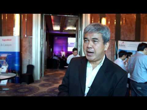 ASIA-TECH 2016 Interviews: Dhanajit Makarananda, BANGCHAK PETROLEUM
