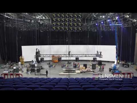 Three 3 Arena Dublin Conference and Concert Time-lapse