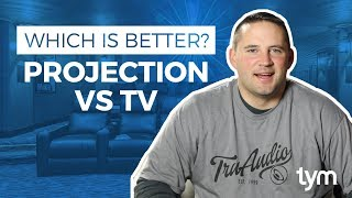 Projector or TV — Which is Better?