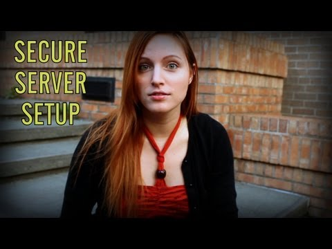 Set Up a Secure Network / File Sharing Server in 5 Minutes