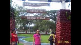 Dapitan City Tour, Province of Zamboanga del Norte;Landmark, Historical Place