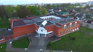 Кобрин, Беларусь(Между делом немного полетал над городом Кобрин, к сожалению не успел поснимать пролеты крупными планами..., 2016-05-04T11:47:21.000Z)