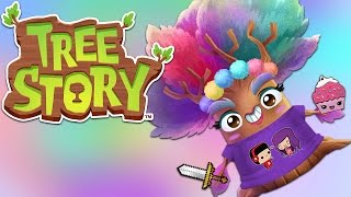 PLANT SOME TREES! - Tree Story Game App
