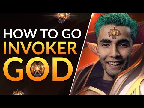 The ONLY INVOKER Guide You'll EVER NEED To CARRY - Best Tips And Tricks Ft SumaiL | Dota 2 Pro Guide