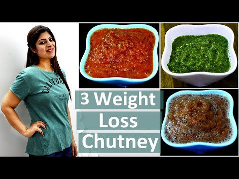 Weight Loss Chutney (In Hindi) | How To Lose Weight Fast (In Hindi)