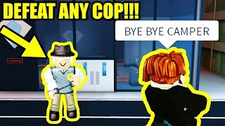Come ESCAPE QUALSIASI LEVEL 50 POLICE OFFICER!! | Aggiornamento di Roblox Jailbreak LEVELS