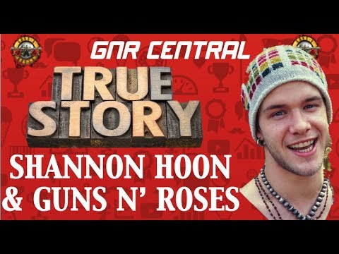 Guns N' Roses: True Story Behind Shannon Hoon (Blind Melon) and Guns N' Roses!