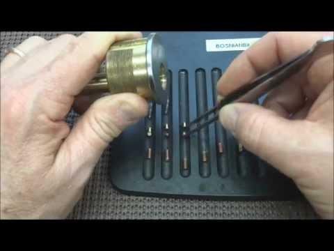 (159) Corbin Russwin 6-Pin Master Ring