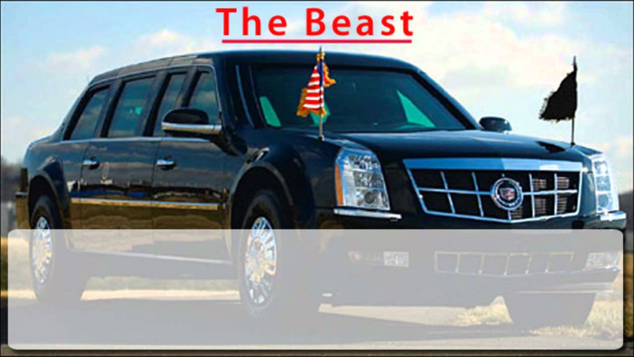 Obama Car: Facts About Obama's Car Then Putting It To Practise Lol