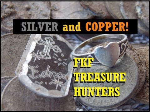 Finding Silver & Copper in El Paso