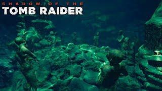SHADOW OF THE TOMB RAIDER [#28] ✪ Die Gedenkstätte | Let