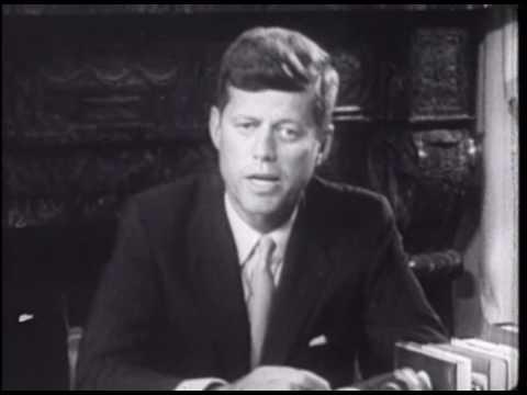 "PPP:64 ""The U.S. Senator John F. Kennedy Story"""