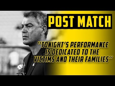 POST MATCH | Rudan On Emotional Night Against WSW