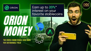 Orion Money 🔥 Cross-Chain Stąble Coins Bank ✅ How does it work?