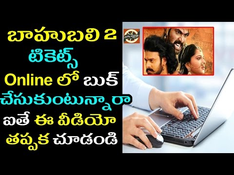 Beware Of Fraud Websites Selling Baahubali 2 The Conclusion Movie Tickets|Filmy Poster