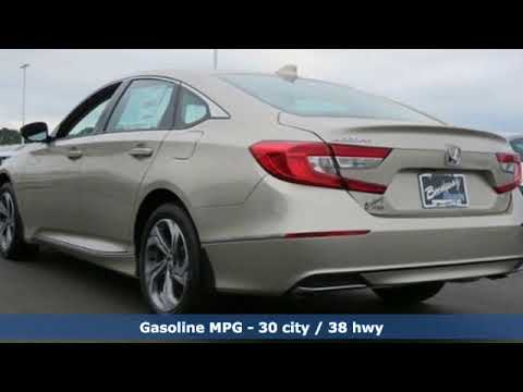 New 2019 Honda Accord Greenville SC Easley, SC #191651 - SOLD