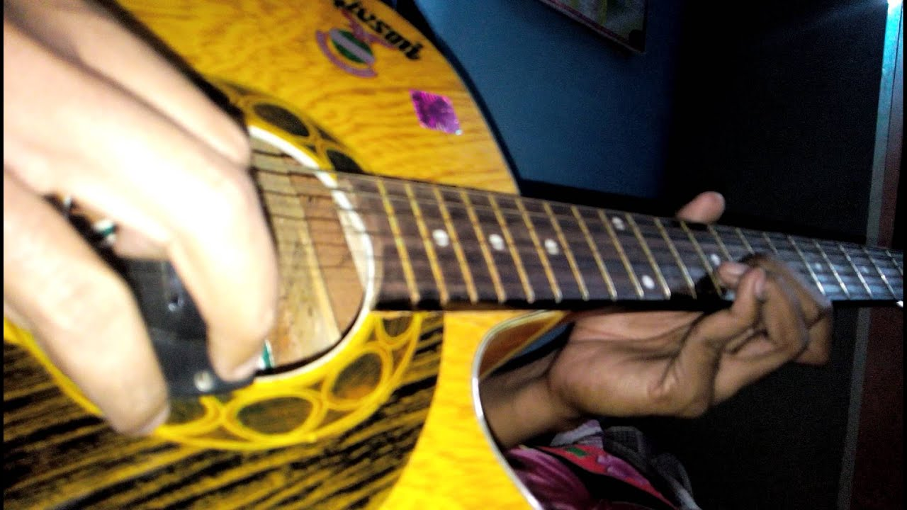 Meri maa song guitar - YouTube