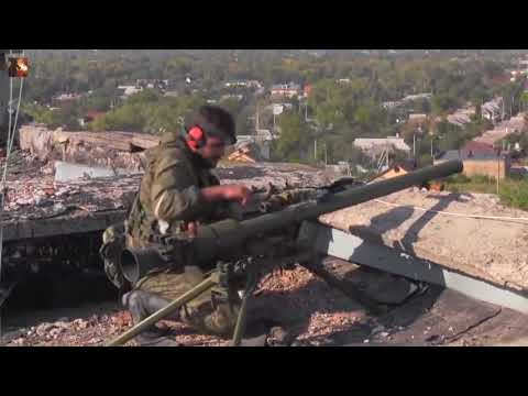 Battle of Donetsk Airport - Intense Combat Footage and Heavy Clashes - War in Ukraine