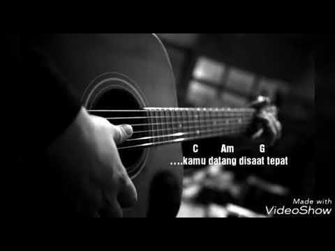 Naff - A A A A A (Lirik + Kunci Gitar)