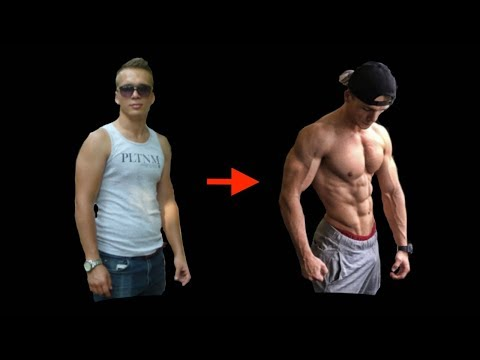 CHANGE YOUR LIFE | 3 years natural body transformation | Patryk Kmet