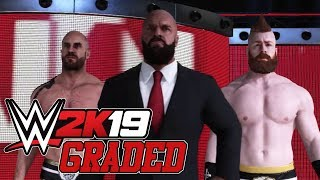 WWE 2K19: GRADED | First Gameplay Review