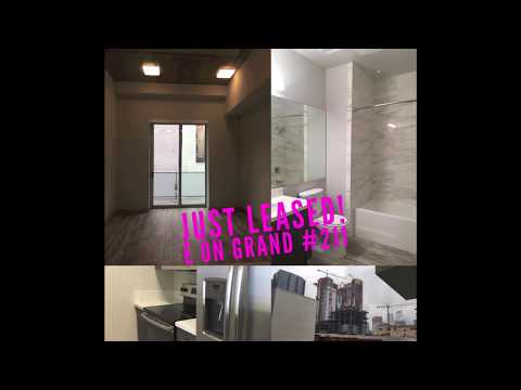 Just Leased! E on Grand Apartments #211