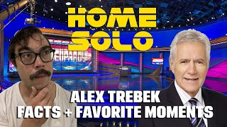 Best Alex Trebek Moments + More Trebek Facts