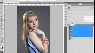 """Стиль """"Высокий ключ"""" - Photoshop Tutorial от Евгения Карташова"""