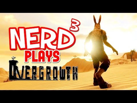 Nerd³ Plays... Overgrowth - 6 Years Later...