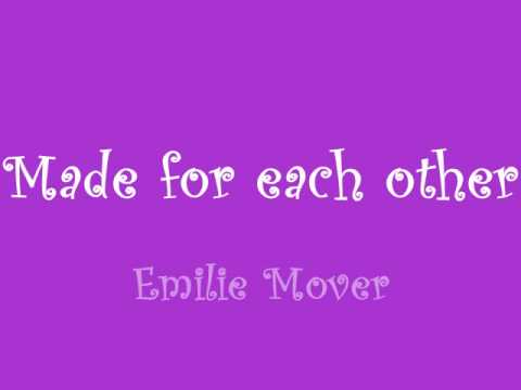 Made For Each Other-Emilie Mover (Completa)