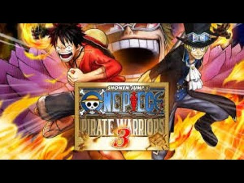 ONE PIECE  PIRATE WARRIORS 3 2021  play game |