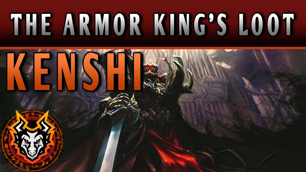 Kenshi Chronicles - STEALING THE ARMOR KING'S BEST LOOT