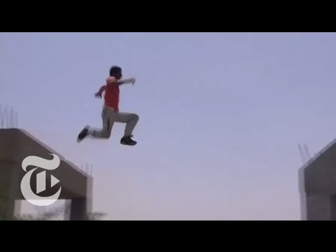 World: Palestinian Parkour | The New York Times