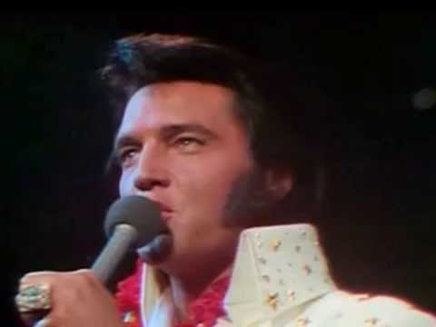 ELVIS - WELCOME TO MY WORLD - HAWAI 1973