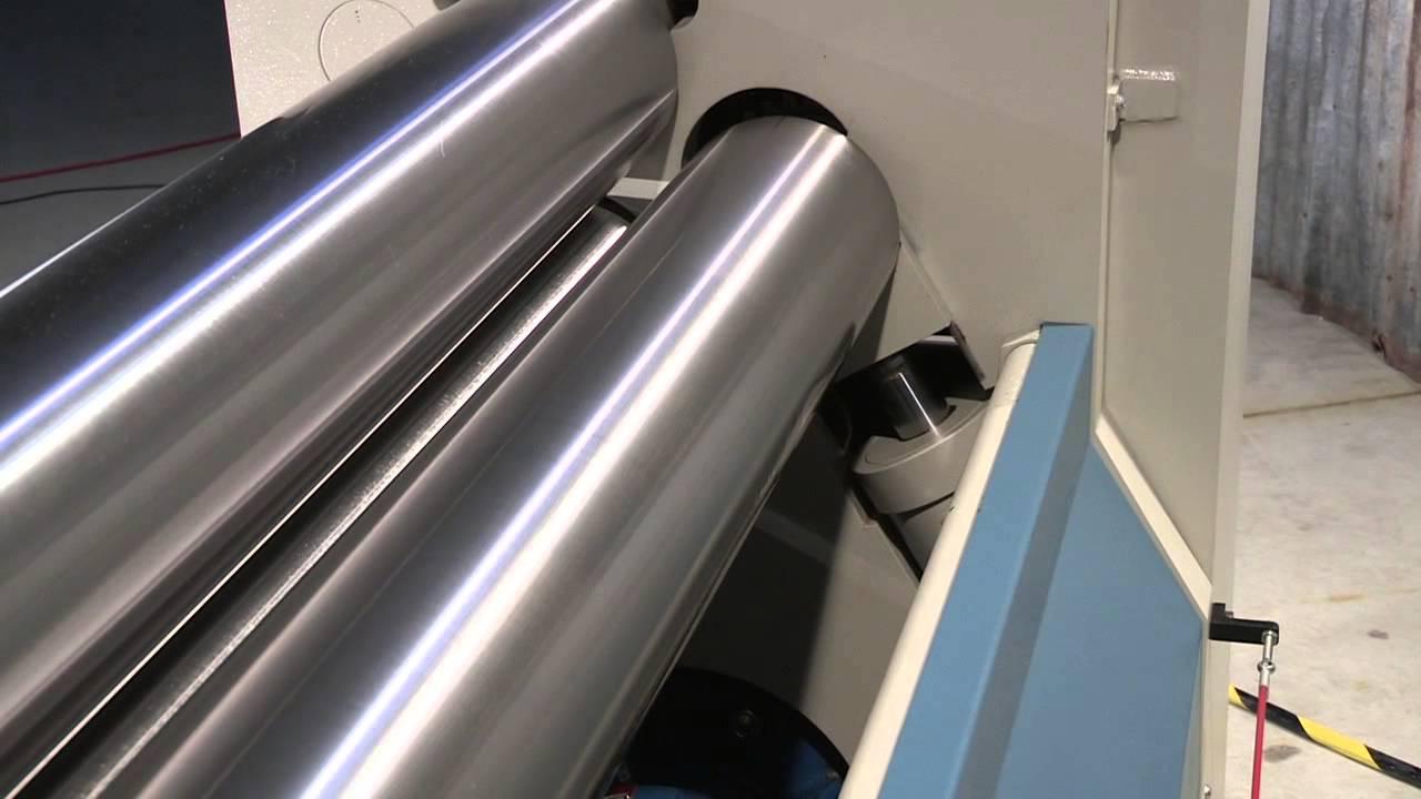 Baileigh Industrial Pr 403 Plate Roll Metal Rolling
