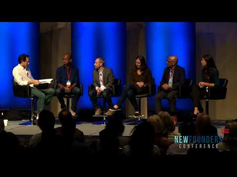 Seat Strategy Panel   NewFounders Conference 2017