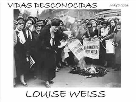 LOUISE WEISS  MAY