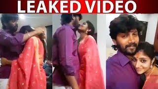 Viral Video | Abi Saravanan releases a video to prove his marriage with Adhiti Menon