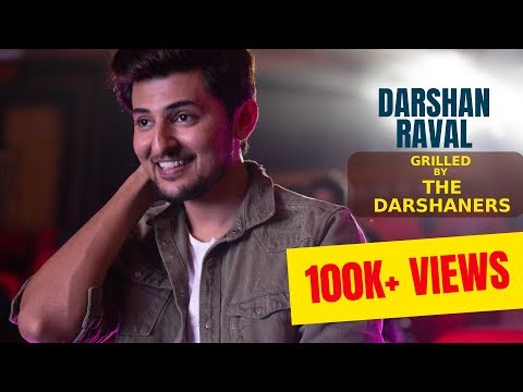 Darshan Raval Answers Some More Fan Questions from the Darshaners | bandook Exclusive