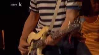 Gorillaz - White Flag -  Live @ Roskilde festival 2010
