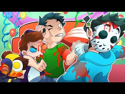 DANG ITS MARIO PARTY ON PC? 🤔 (Pummel Party Funny Moments)