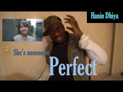 Perfect - Ed Sheeran (Cover) by Hanin Dhiya REACTION!!!!