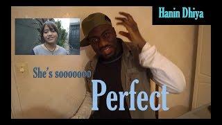 Perfect Ed Sheeran by Hanin Dhiya REACTION