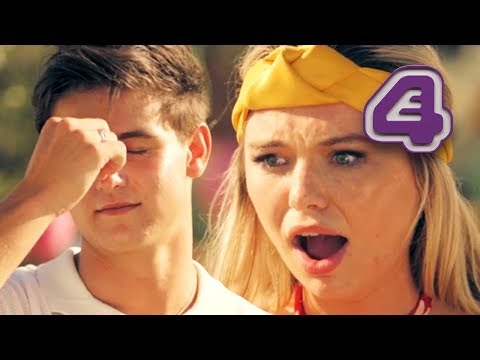 Toff's Disgusted By Sam Prince Sleeping With Someone In Her Bed! | Made In Chelsea: Ibiza