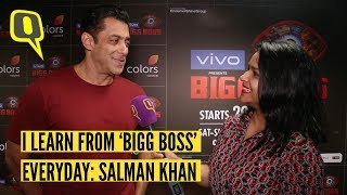Bigg Boss 13: Salman Khan on the New Season of Bigg Boss   The Quint