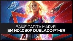 Baixe o Filme Capitã Marvel em HD 1080p Dublado PT-BR (Torrent)