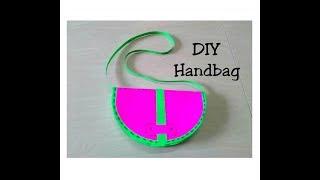 DIY : Paper Craft | Bag making using paper
