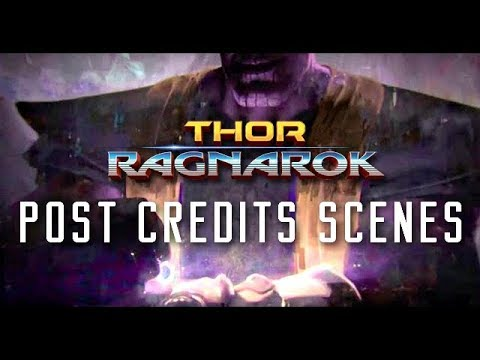 Thor Ragnarok | Post Credits Scenes [HD]