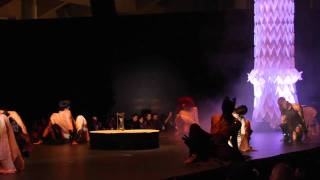 "FASHION ART SHOW 2010: EL ESPECTACULO ""LA LLUVIA"" 11/12 Thumbnail"