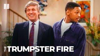 Trump's Acting Reel | Trumpster Fire